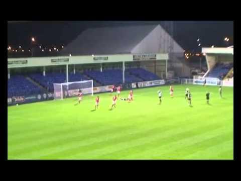 Goals: Boro U21s v Newcastle U21s Oct 27 2014