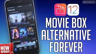 2019 Watch Movies & TV Shows FREE Movie BOX Alternative iOS 12 - 12.3 / 11 FOREVER NO Jailbreak / PC