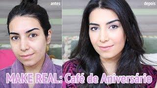 Make Real: Café de Aniversário