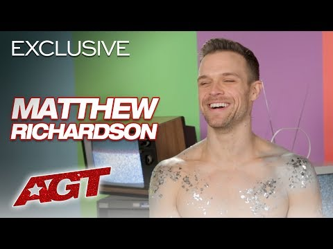 Matthew Richardson Breaks Down His Surreal Audition On AGT - America's Got Talent 2019