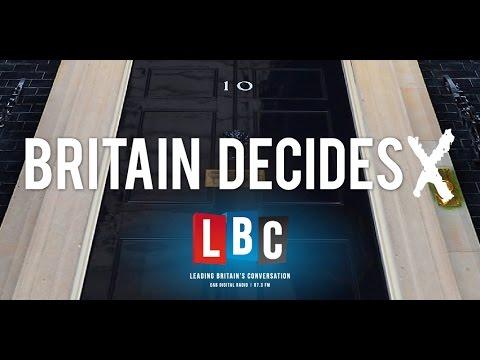 Election Call: Nigel Farage Live On The LBC Battle Bus