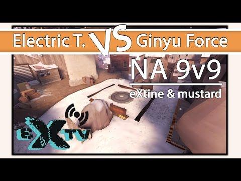 eXtv Live: UGC Electric Temptations vs Ginyu Force (UB Semi-finals)