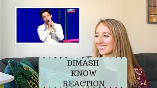 "Voice Teacher Reacts to Dimash ""Know"" New Wave 2019"