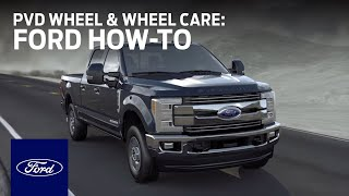"PVD ""Chrome-Like"" Wheel and General Wheel Care 