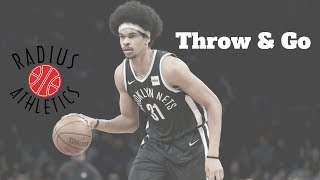 Throw & Go - Brooklyn Nets