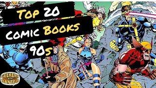 Top 20 Comics of the 90s