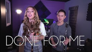 download musica Done For Me - Charlie Puth x Kehlani Jason Chen x Emma Heesters Cover