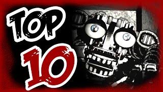 TOP 10 RARE SCREENS - Five Nights at Freddy