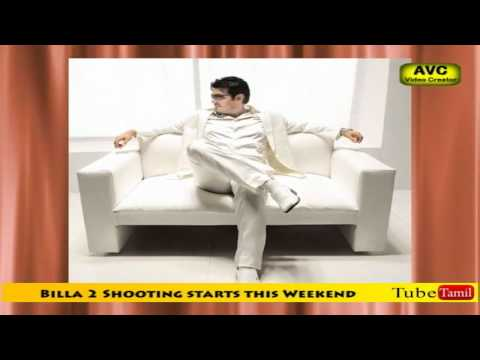 Billa 2 Shooting starts by this Weekend