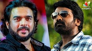 Vijay Sethupathi joins hands with Madhavan