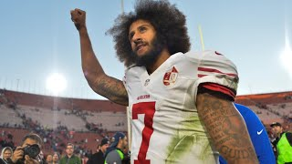 Colin Kaepernick settles with the NFL out of court