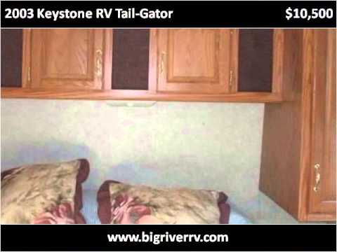 2003 Keystone RV Tail-Gator Used Cars Blountstown FL