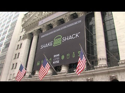 Shake Shack CEO on Small Steps to Building Big Business Post-IPO