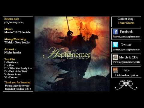 Aephanemer - Alive
