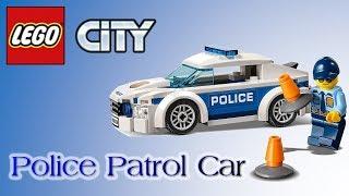 LEGO CITY 2019 POLICE PATROL CAR REVIEW AND PLAY! 60239 | KIDZ KLUB