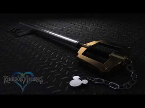 Kingdom Hearts - Simple Clean