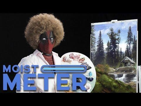 Moist Meter: Deadpool 2