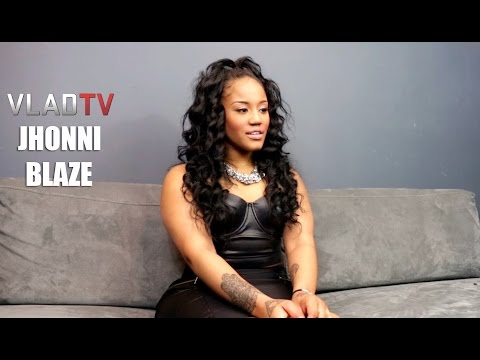 Jhonni Blaze: I Thought My Tape Was Terrible Too video