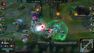 TSM vs SKT T1 Highlights - MSI 2017 Day 4 - TSM vs SKT