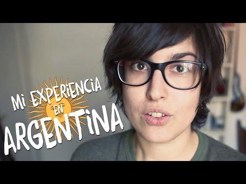 Mi experiencia en Argentina