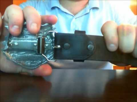 assassins creed belt buckle: The proper way to install ...