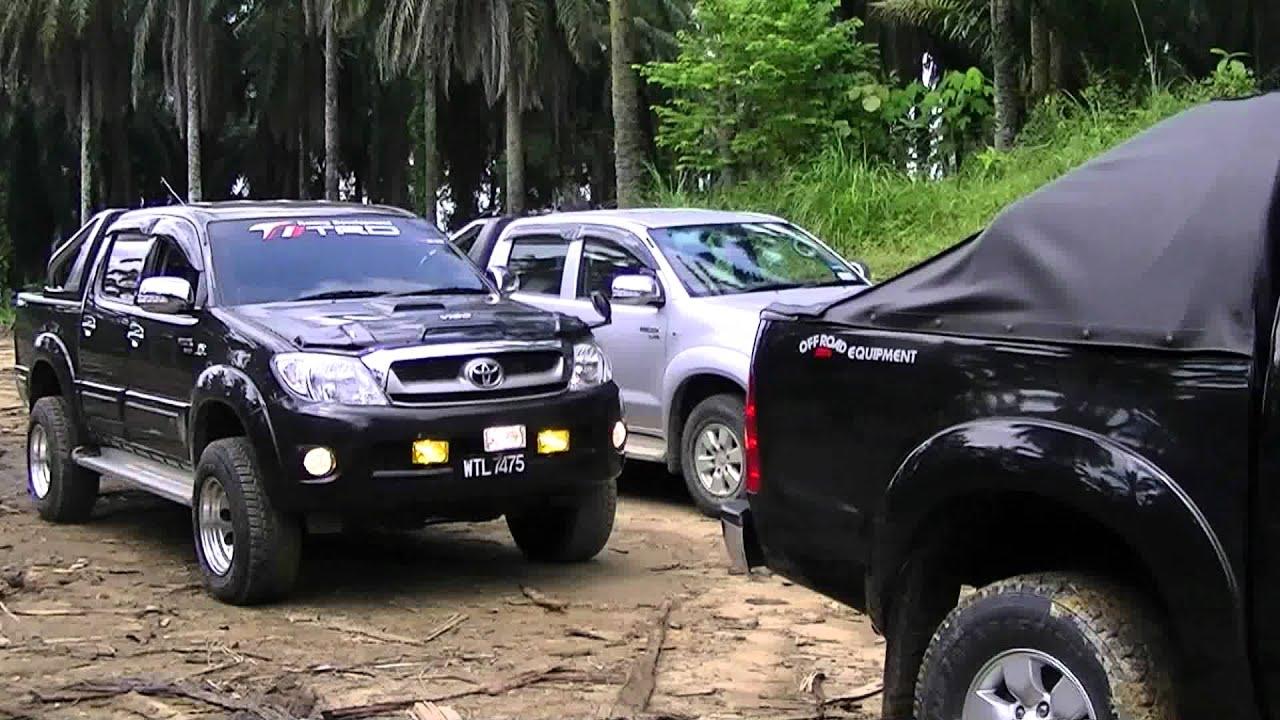 Toyota Hilux club