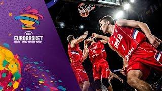 Russia v Serbia - Highlights - Semi-Final - FIBA EuroBasket 2017