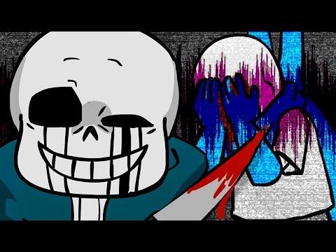 Альтернативные Вселенные: Swap против Killer (Анимация)     Undertale AU (Русский Дубляж)