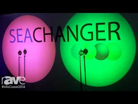 InfoComm 2016: SeaChanger Demos Its New Prodigy Color Engine