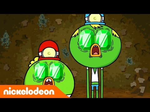Хлебоутки | Хлебопечник, помоги! | Nickelodeon Россия