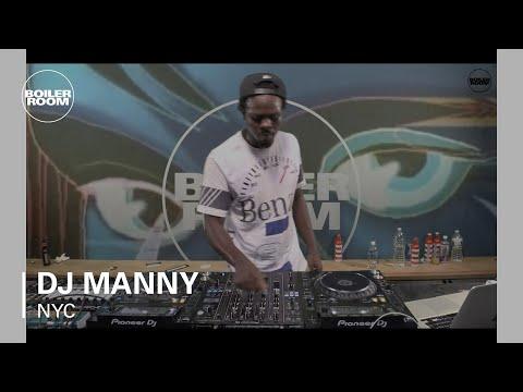 DJ Manny Boiler Room New York DJ Set