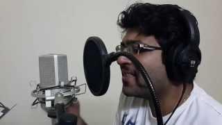 Simple Aagi Ondu Love Story - Baanali Badalago (Acoustic Cover)  Nadeem Rajesh