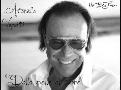 """Antonello Venditti – """"Dalla pelle al cuore"""""""