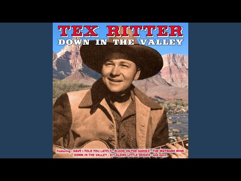 Tex Ritter - Just Beyond The Moon