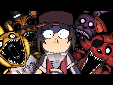 Five Nights At Freddy's (Animation Parody )   #TheJamCave