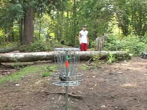 White River Disc Golf Course Tour