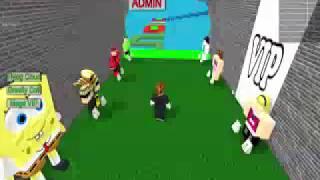 ROBLOX SUPER SPONGEBOB OBBY (CRAZY MOMENTS)
