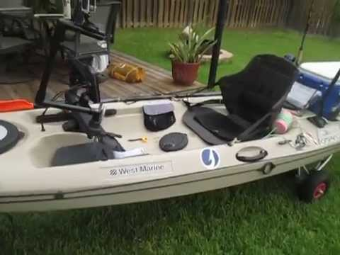 Fishing Kayak update 010