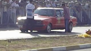 Corum Drag Yarisi Ford Taunus vs Suziki
