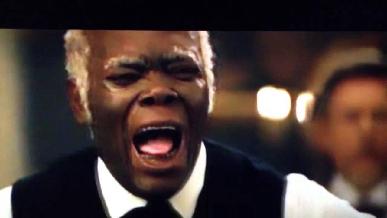 Samuel Lee Jackson Django Samuel l Jackson Scream Django