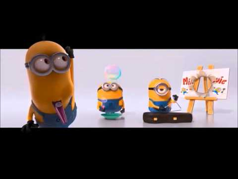 Minions - Meu Malvado Favorito 2.créditos video