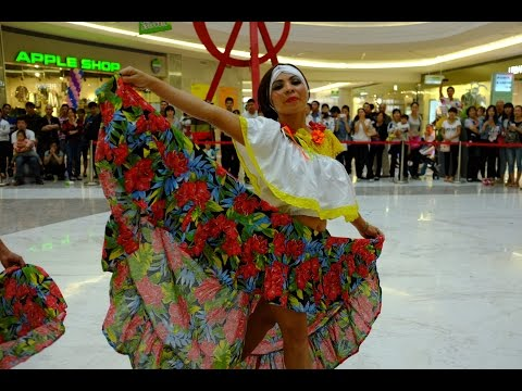 2014 China Luoyang Heluo Culture Tourism Festival - Brazil Folk Dance Ensemble 1