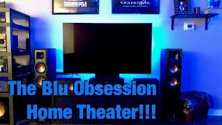Blu ray Collection - The Blu Obsession Home Theater!