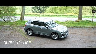 Audi Q3 review | S-Line spec 150bhp 1.5 petrol model