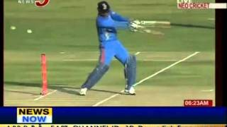Virender Sehwag Smashes 219 To Steal ODI Record From Sachin (TV5)