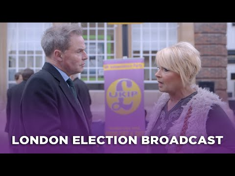 UKIP London Election Broadcast