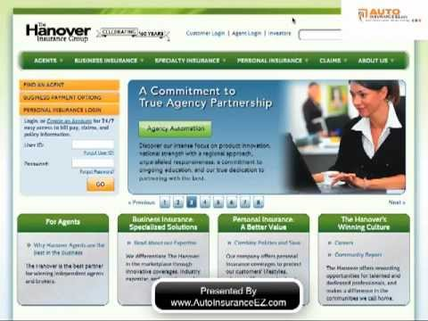 Hanover Insurance Company Review – Ratings, Customer Feedback