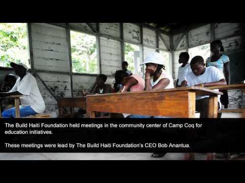 The Build Haiti Foundation - Educational Initiatives