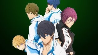 First Reaction: Free! Iwatobi Swim Club Ep 01+02
