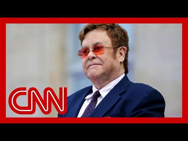 Trump's Elton John crowd size boast is actually true thumbnail
